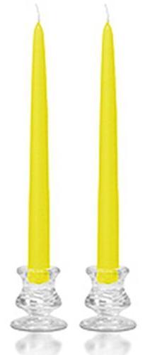 yellow taper