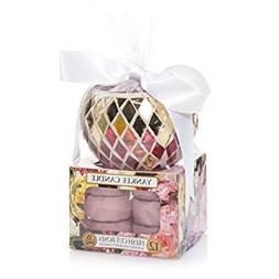 Yankee Candle Marrakesh Nights Tea Light Holder Gift Set Gif