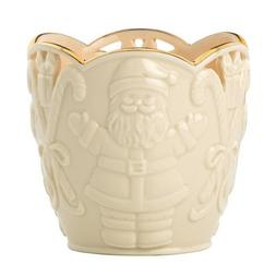 Lenox Merry Lights Santa Votive