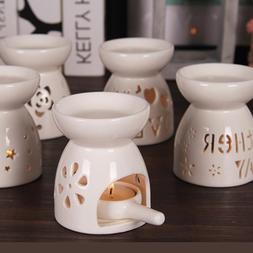 Mini <font><b>Ceramic</b></font> Aroma Burner Essential Oil