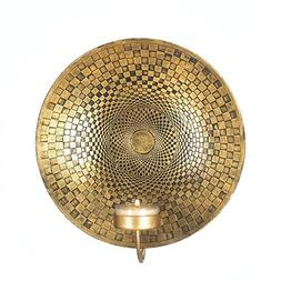 Modern Wall Sconce, Modern Iron Decorative Candle Wall Sconc