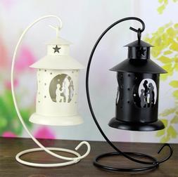 Moroccan Retro Candle Holder Candlestick Garden Lamp Lantern