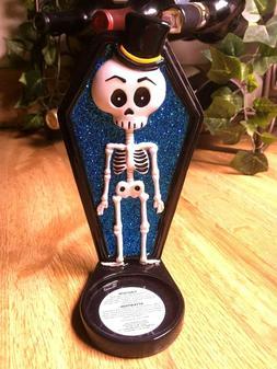 New Bath & Body Works Halloween SPARKLING SKELETON Ceramic M