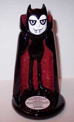NEW! Bath & Body Works VAMPIRE Dracula Ceramic Mini Candle H