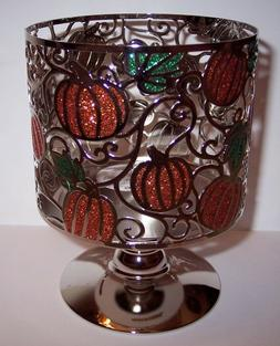 new bath body works sparkly pumpkins cutout