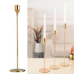 New Gold Candlestick Candle Holder Candelabra Table Wedding