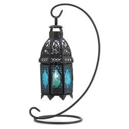 Gifts & Decor Night Hanging Table Lantern Candle Holder, Sap