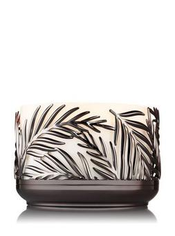 Bath and Body Works Palm Fronds Low Profile 3 Wick Candle Sl