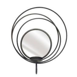 sagebrook decorative metal circles candle holder 16