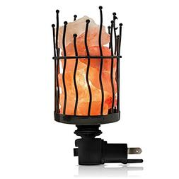 Himalayan Glow Natural Salt lamp, Pillar Nightlight, Wall Pl