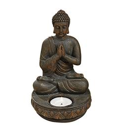 Whole House Worlds The Seated Buddha Tealight Candle Holder