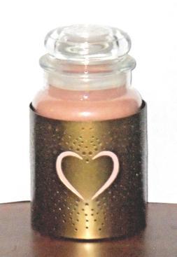 Yankee Candle SHIMMER FOREST Silver Reindeer Tea Light Candl