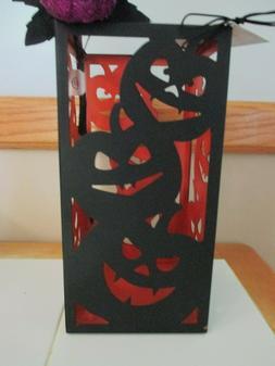 Yankee Candle Stacked Jack O'Lanterns Halloween Pumpkin Pill