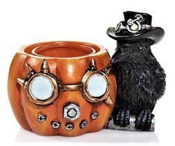 Yankee Candle Steam Pumpkin Raven Tea Light Candle Holder