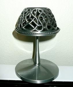 Yankee Candle Stemmed Tea Light Candle Holder Celtic Dreams