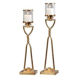 susana gold candleholders 2