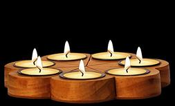SouvNear Set of 7 Tealight Candle Holder - CLEARANCE SALE -