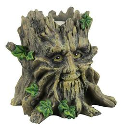 Tree Man Tealight Candle Holder // Incense // Statue // Deco