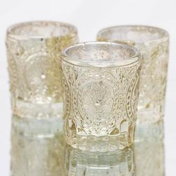 Richland Votive Holder Mercury Primrose Set of 12 Wedding Ho
